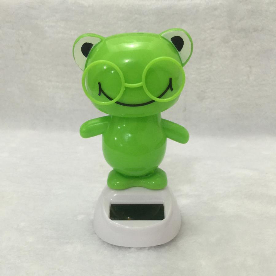 US $1 31 OFF Mobil Dekorasi Surya Powered Bobble Penari Menari Hewan Animasi Berayun Mainan Baru di Ornamen dari Mobil & Sepeda Motor
