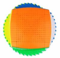 Yuxin Huanglong 17x17 Stickerless Zhisheng Speed Cube Puzzle Twist 17x17 Cubo Magico Learning Education Toys Magic Drop Shipping