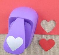 50mm Furador Heart Shape Super Large Shaper Punch Craft Scrapbooking Paper Puncher Large Craft Punch DIY