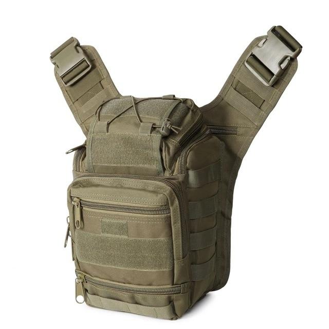600D Водонепроницаемый Оксфорд Военно Талии Пакет Bolsas Тактика Камуфляж Сумка Мужчин Мешки Посыльного сумка для Фотокамеры W47