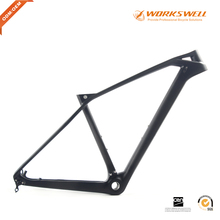 New model mountain bicycle mtb carbon frame Mountain bikes frames UD matte 17 5 #8243 BB92 carbon frame mtb 27 5 cheap 1050+ -40g(17 5 PF30 ) 1150+ -40g(17 5 BSA ) WCB-M-086(27 5ER) 14 5 16 17 5 19 full carbon fiber Frame clamp headset quick release