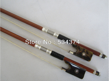 (1piece) Red OX Horn PAU-DE-PERNAMBUCO Viola Bow for MASTER PLAYER!, Best Syberia horsetail , best elastic, 4/4  Free shipping