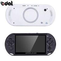 Portable Pocket Handheld Retro Game Player X9 Rechargeable 5 inch 8G Handheld Retro Game Console Video MP3 Player Camera