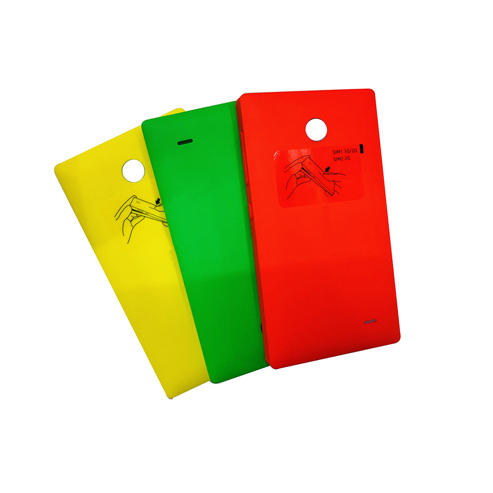 Cover Back Battery Housing For Nokia X 1045 RM-980 Rear Cover For Microsoft Lumia RM-980 Back Cover Case High Quality Cover