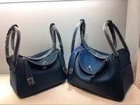 Kafunila luxury famous brand women handbags designer doctor bags 2018 genuine leather vintage shoulder crossbody bags for female