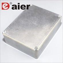 7 шт., алюминиевый корпус для гитарных эффектов 1590BB2