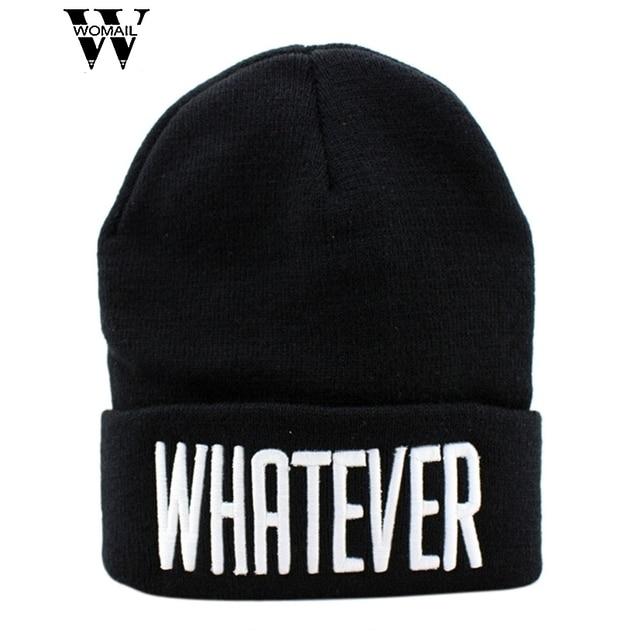 359f6da3e02 Deliacte New Fashion nacpback Ladies cap Winter Black Whatever beautiful Hat  And Snapback Men And Women Cap W7