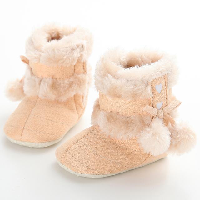Elsa Snow Winter Boots