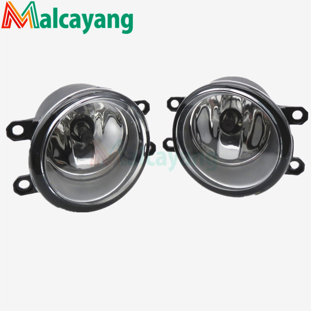 1 SET (Left + right) Car Styling Front Halogen Fog Lamps Fog Lights 81210-06052 For toyota VENZA 2009 2010 2011 2012 2013 2014 стоимость