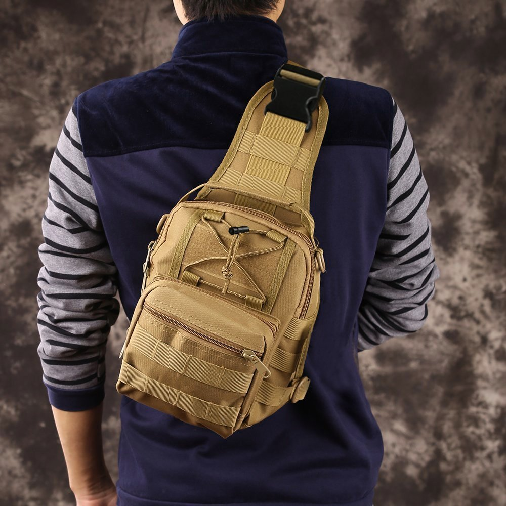 10 Color Outdoor Sport Bag Military Tactical Backpack Oxford Camouflage Messenger Shoulder Bags Camping Hiking Hunting Backpack