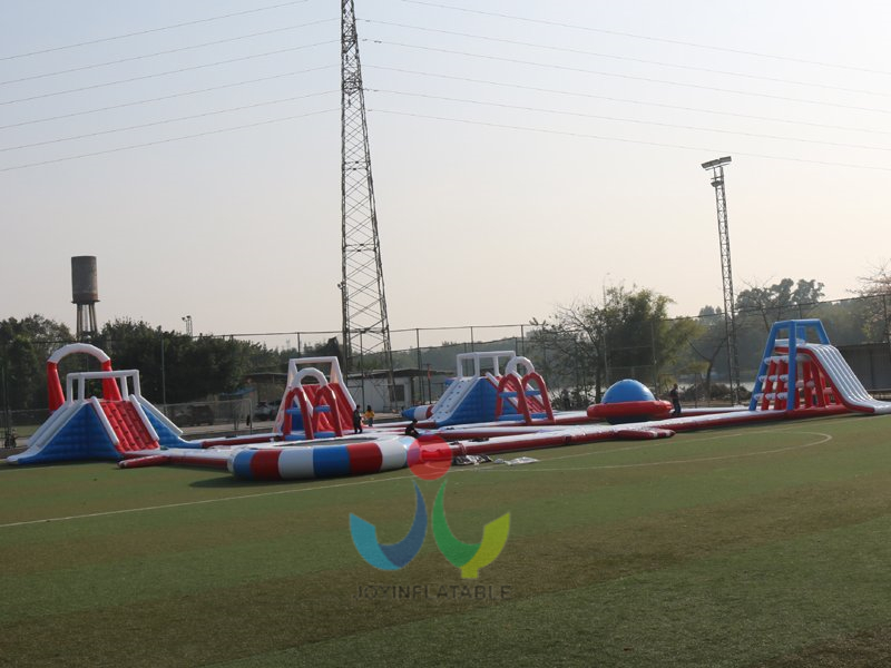 inflatable floating water park7