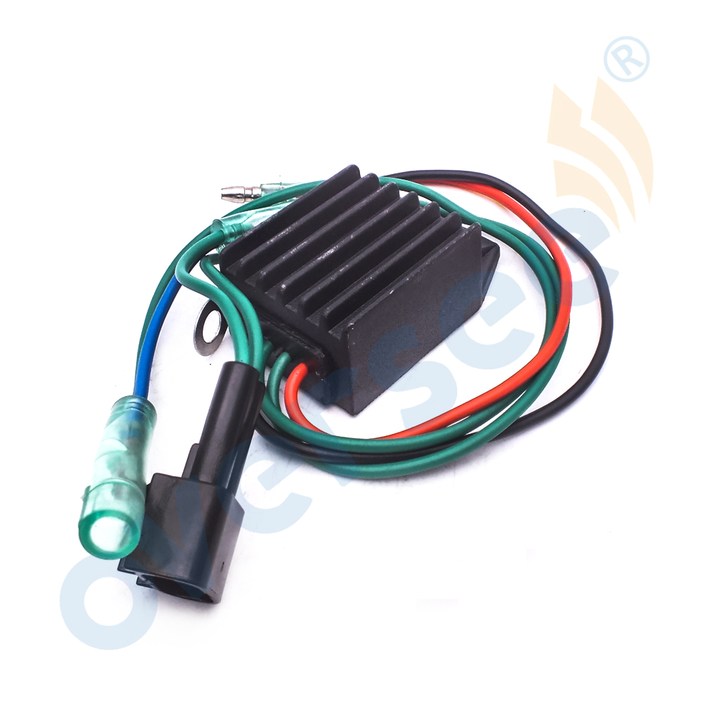 New Aftermarket  6H2-81960-10 Rectifier/Regulator Assy For Yamaha Outboard Engine 40HP 50HP 60HP 70HP