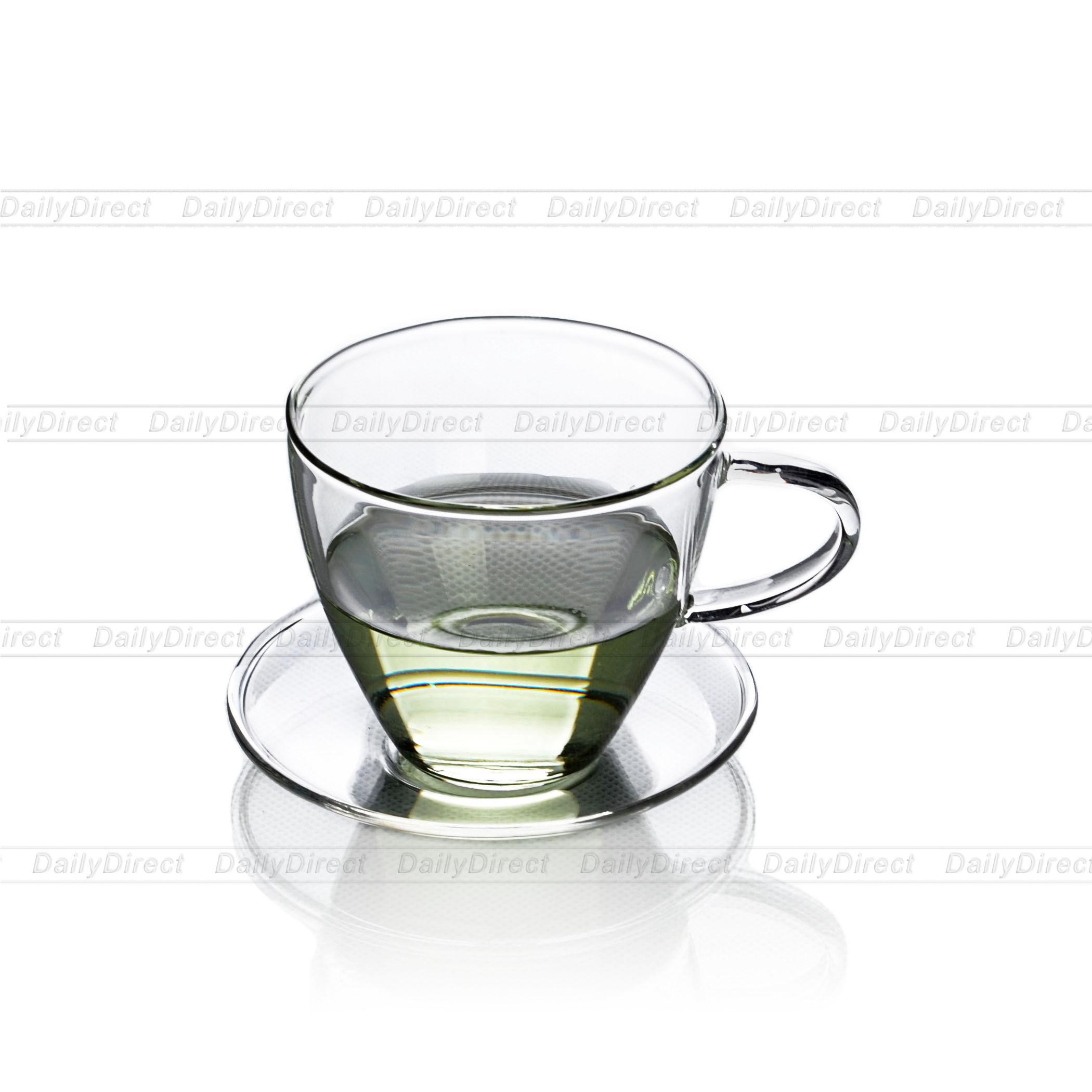 popular modern cup and saucerbuy cheap modern cup and saucer lots  - lots tea coffee cup set  heat resistant glass tea cup ml fl