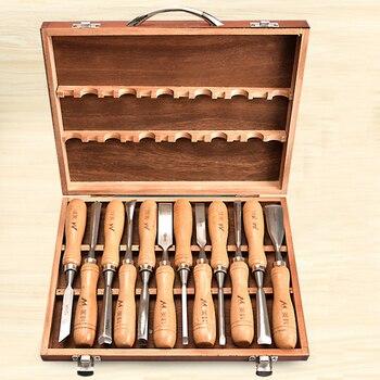 Professionelle Carving Meißel Holz Carving Hand Meißel Set Holzbearbeitung Professionelle Drehmaschine Gouges Werkzeuge DIY Artcrafts Hand toos set