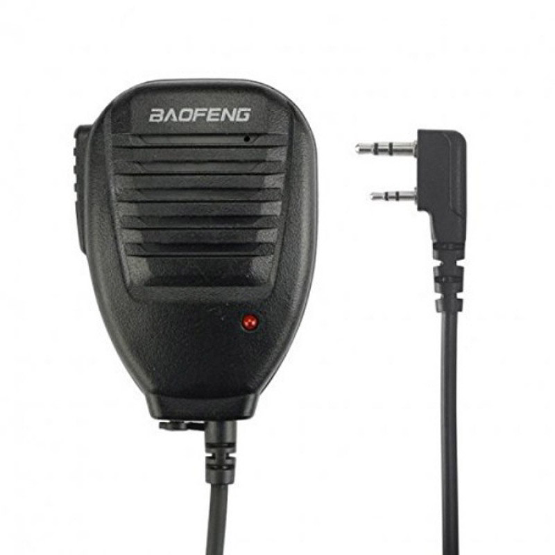 Speaker for BaoFeng BF S112 3 5MM to 2 5MM Handheld Two Way font b Radio
