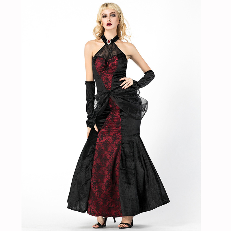 Aliexpress.com : Buy Black & Red Horror Ghost Bride Spider