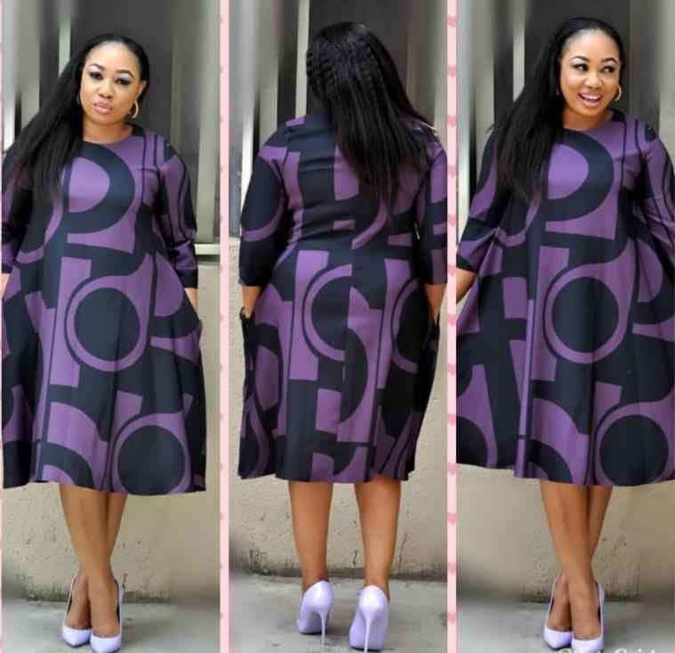 2019 سوبر حجم جديد نمط الأفريقي النساء الملابس Dashiki موضة طباعة القماش فستان حجم L XL XXL 3XL
