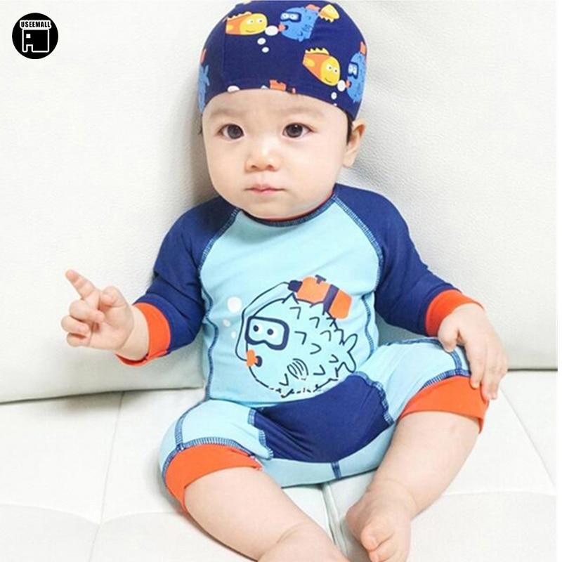 USEEMALL Costume de baie pentru bebelusi Baby One Piece - Imbracaminte sport si accesorii