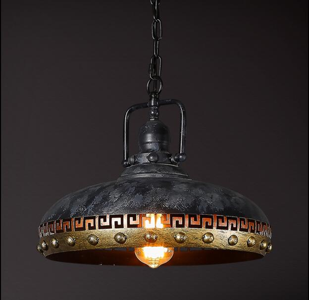 American Loft Style Industrial Pendant Lighting Fixtures Dinning Room Retro Lampe Vintage Lamp LED Edison Light Hanglamp american style loft industrial lamp vintage pendant lights living dinning room retro hanging light fixtures lampe lighting