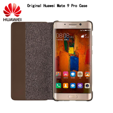 HUAWEI Mate 9 Pro Case 100% Original Brand Smart Window Flip Leather Case Cover For Huawei Mate 9 Pro   (5.5″inch)