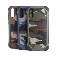 Camouflage Rubber Case For Huawei P20 Lite Nova 3e Back Cover Phone P 20 case capa