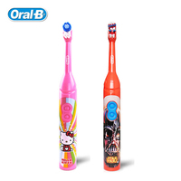 Oral B Children Electric Toothbrush Tooth Protection Gum Care Stain Removal Braun Rotating Electric Toothrush For