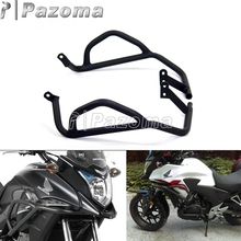 Motorcycle Motorbike Engine Guard Frame Crash Bar Protector for Honda CB500X CB400X 2013-2016 цены