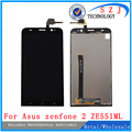 Original 5.5'' inch LCD Display Digitizer for ASUS Zenfone 2 ZE551ML Z00AD Z00ADB Z00ADA Touch Screen Assembly FreeShipping