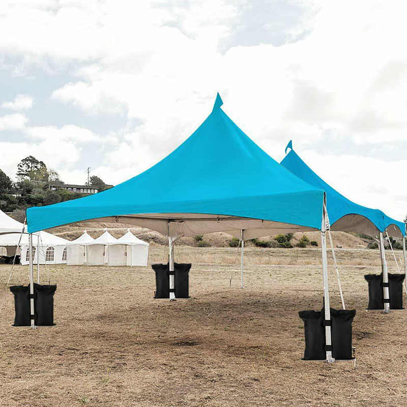 1/2/4PCS Garden Gazebo Leg Weighted Sand Bags Pop Up Canopy Tent Foot Sandbags Outdoor Party Wedding Gazebo Tent Accessories