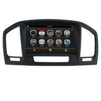 Car GPS Navigation Vehicle Radio For Buick Regal Opel Insignia With 8 Inch Touch Screen USB