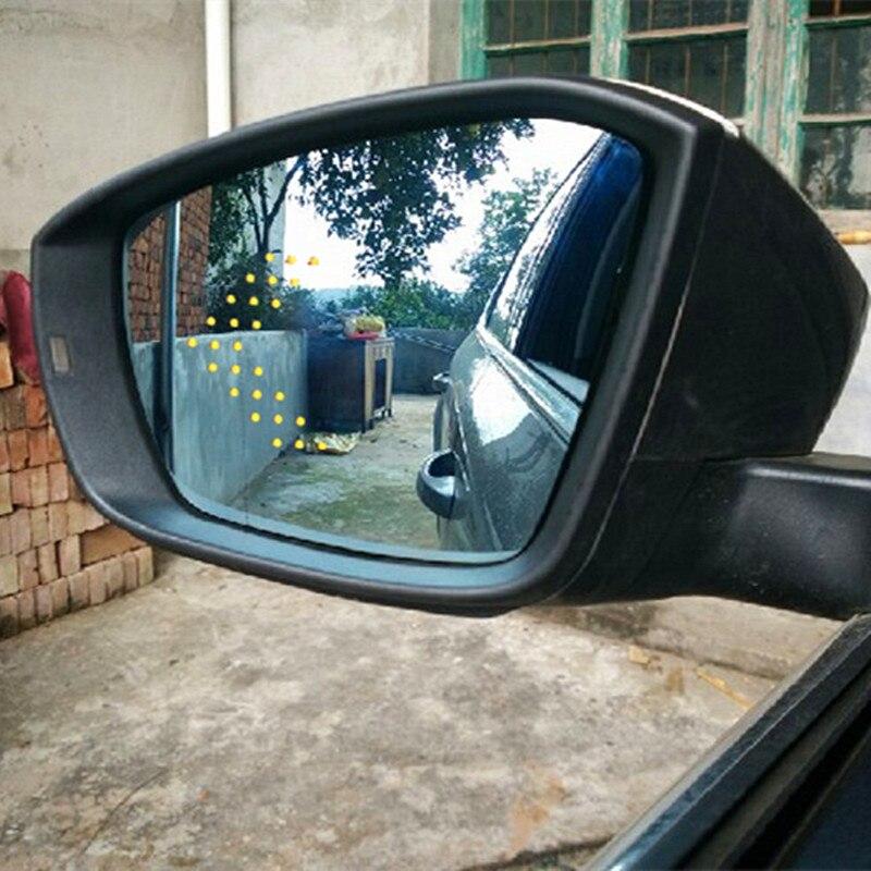 цена на Savanini Brand New Power Heated Blue Wide Angle Sight Side Rear View Mirror Glasses For Skoda Octavia