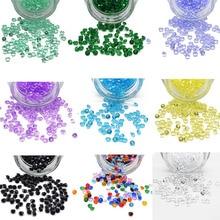 1000p Алмазная Конфетти Ваза Наполнитель вечерние украшения для свадьбы свадебный душ 4,5 мм акриловые кристаллы наполнитель бусины стол разброс