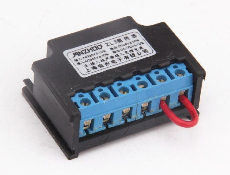 ZL3 brake rectifier