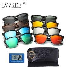 lvvkee top quality Gradient Polarized Sunglasses Men Sun Glasses Driving SunGlasses Women Brand Designer Selectable packaging
