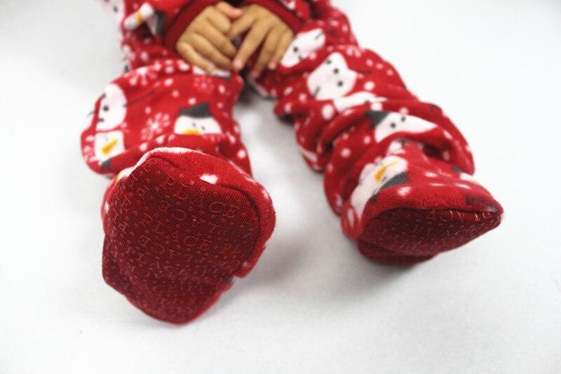 Envío gratis ropa de dormir para niños ropa de dormir de lana - Ropa de ninos - foto 5