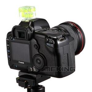 Image 5 - Triple 3 Axis Hot Shoe Waterpas Hotshoe Bubble Gradienter Voor Canon Nikon Camera Etc
