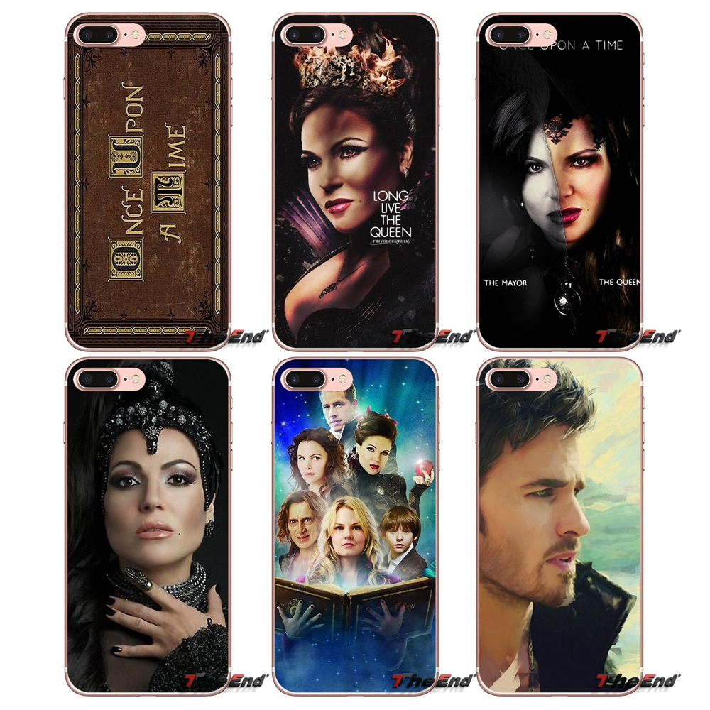 coque iphone 8 once upon a time season 4
