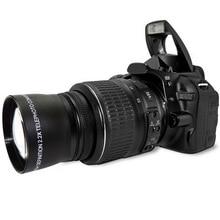 lente 58mm 18-55 para