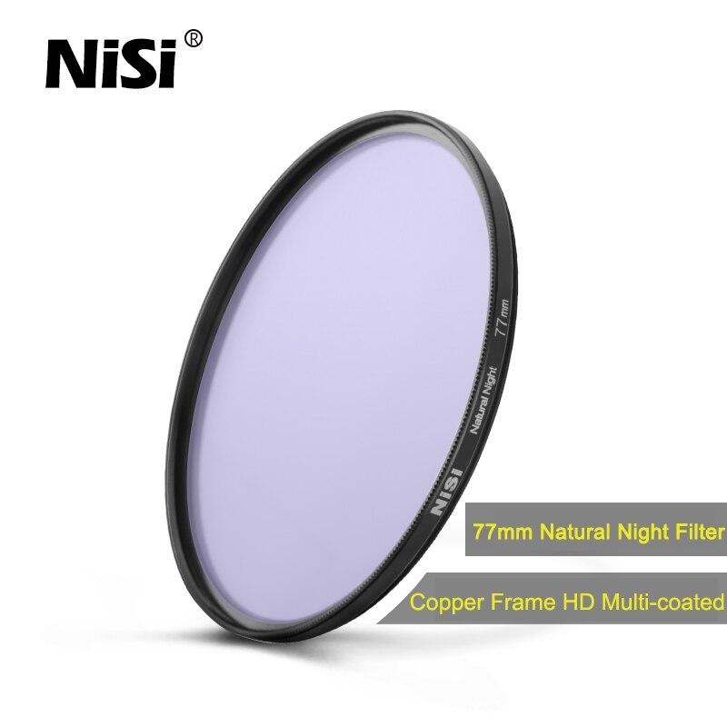 NiSi 2017 New 77mm Natural Night Filter 82mm (Light Pollution Filter) for Camera Lens стоимость