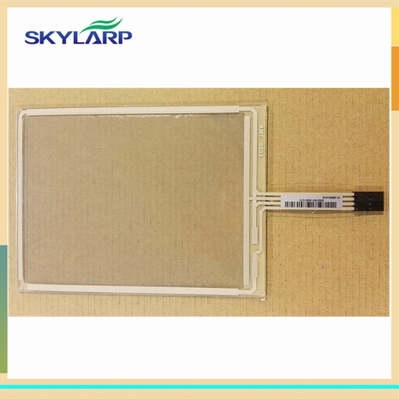skylarpu New 5.7 inch for AMT 9502 AMT-9502 91-09502-10B Industrial Touch screen digitizer panel amt98439 amt 98439 hmi industrial input devices touch screen panel membrane touchscreen amt 4pin 10 4 inch fast shipping