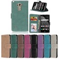 """Leather Phone Case sFor LG X Power K220 LS755 K220DS Shell With Card Slot Retro Flip Wallet phone bag for LG X Power K 220 5.3"""""""