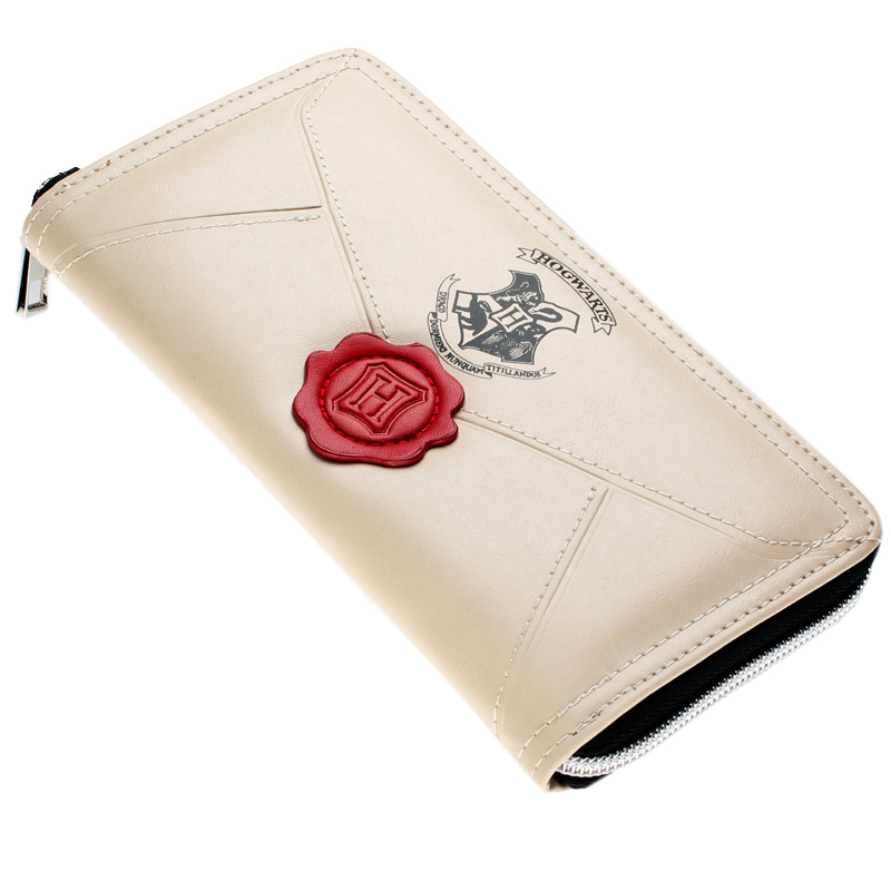 купить Harry Potter Letter Zip Around Wallet DFT-1995A по цене 834.28 рублей