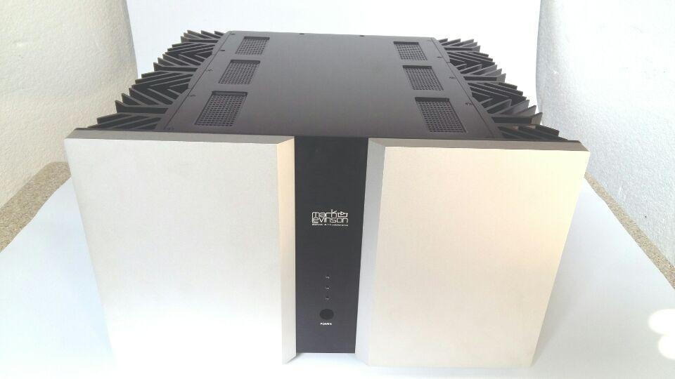 NEW class A big full Aluminum preamp power amplifier case Enclosure box