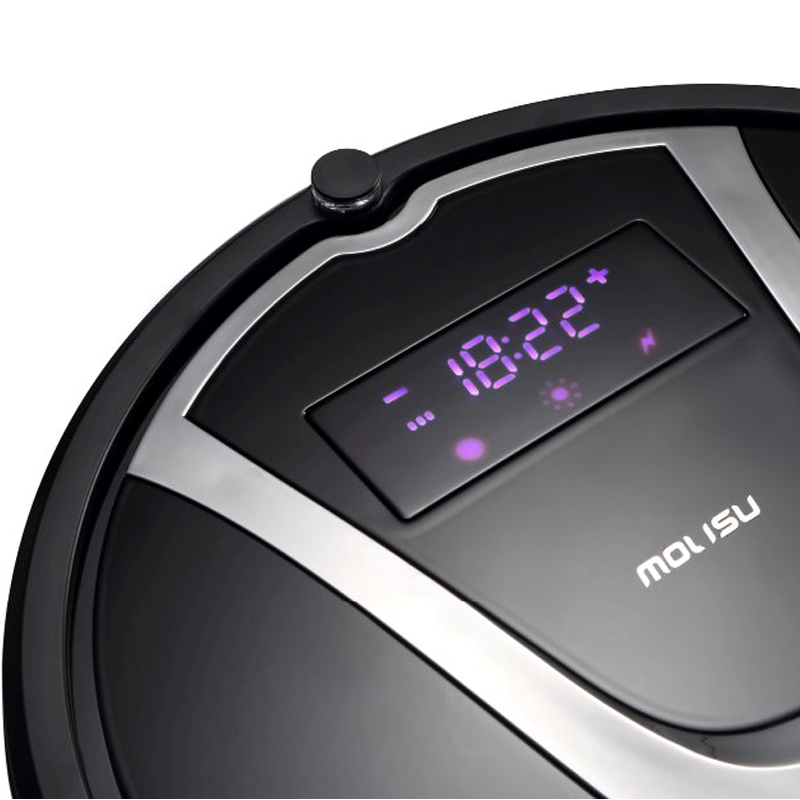 MOLISU A6 Robot Stofzuiger Mop thuisvloer, 2017 nieuwe A6 huis vegen - Huishoudapparaten - Foto 6