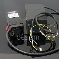532nm 150mw Big Fat Beam Green Laser Diode Module 12V Light Show