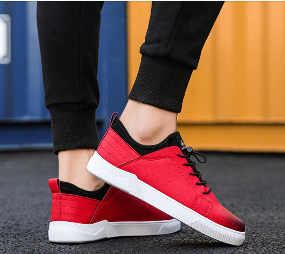 Novos 2019 Conjunto Inverno Sapatos Pé Da Maré De Homens Lazer Tendência's Versão 2 1 Esportes Coreana Dos 3 E Outono q8E4wxPX8r