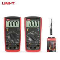 UNI T Digital Multimeter LCR Meter UT603 UT601 Inductance Ohmmeter Capacitance Resistance Capacitors Transistor Diode Tester