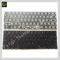 French Azerty Backlit Keyboard for Macbook Retina 13 A1706 and 15 A1707 FR laptop notebook