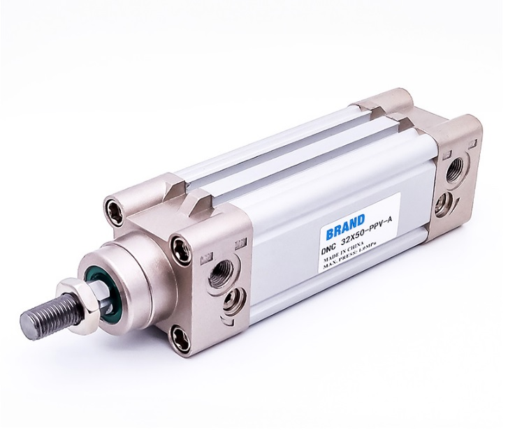 Stainless Steel Pneumatic Cylinder / Cross Reference: FESTO DNC32 festo cylinder beijing festo pneumatic dsw 32 80 p a b sales order
