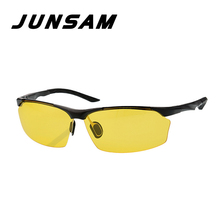 JUNSAM Sport Polarized Goggle Men Car Driving font b Night b font font b Vision b